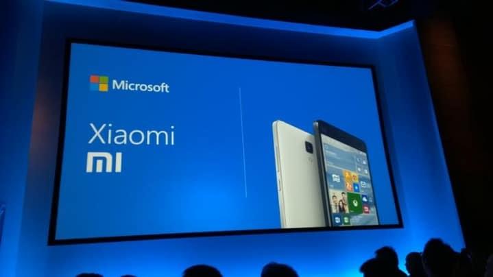 Revelado o acordo entre Microsoft e Xiaomi para o novo Windows 10