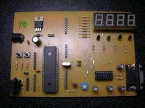 40 Pin PIC16F, thẻ phát triển thử nghiệm PIC18F