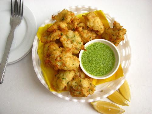 salt cod fritters recipe