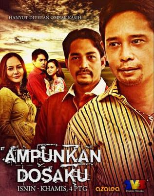 Poster Drama Ampunkan Dosaku, Sinopsis