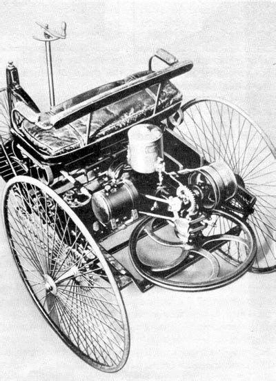The History of the Internal Combusion Engine
