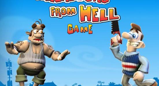 Игры Как достать соседа, играть в Neighbours from Hell онлайн бесплатно