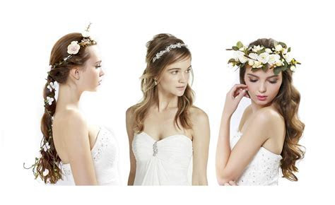 Top 10 Best Bridal Flower Crowns   Heavy.com