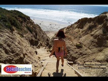San Onofre State Beach - Nude Area, San Clemente, CA