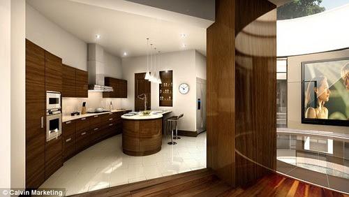 Limehurst Luxurious Underground House