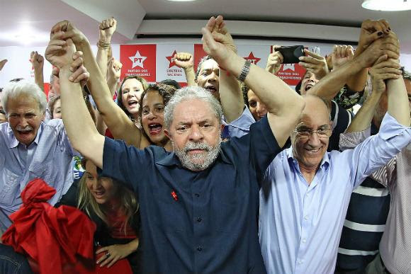 Cinco ações de improbidade com pedidos de decretação de inelegibilidade por até dez anos contra acusados já estão em curso na Justiça. Foto: Ricardo Stuckert/ Instituto Lula