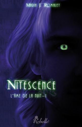 Couverture L'Âme de la Nuit, tome 1 : Nitescence