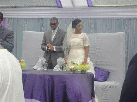 DAPALS' ZONE: Photos from Pastor Kumuyi's Son wedding