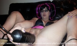inflatable dildo pussy stretching