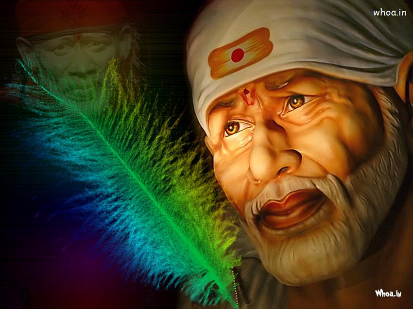 Lord Sai Baba Wallpapers Hd