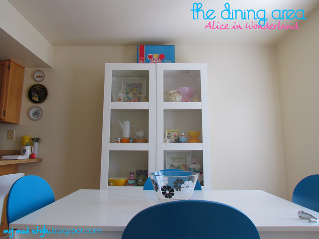 Base House - Dining Area