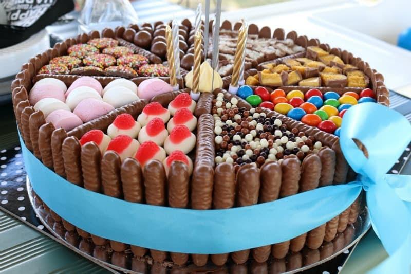 Homemade Quick Birthday Cake