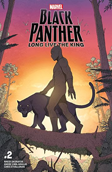Black Panther - Long Live the King #2