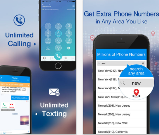 25 Android and iPhone Second Phone Number Apps for Business Only Calls - Telos
