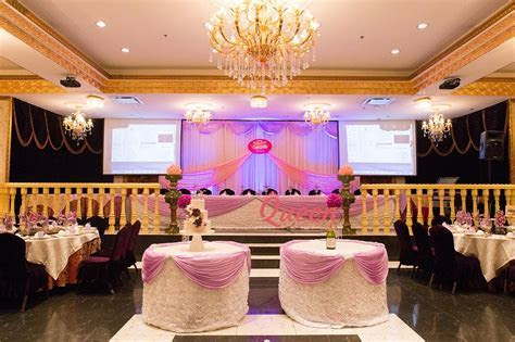 Mississauga Wedding Decorations: Reception, Ceremonies and