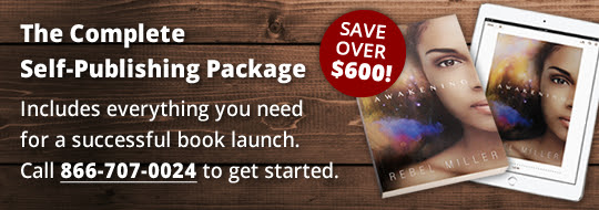 Save $600 on The Complete Self-Publishing Package