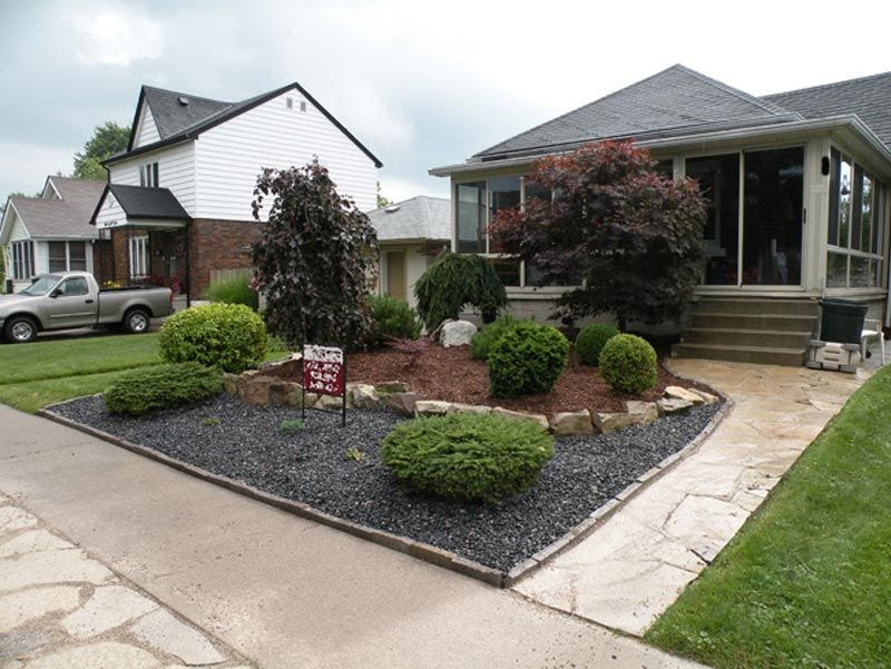Small Front Yard Landscaping Ideas Low Maintenance No ...