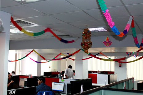 Diwali Celebrations At Mystifly