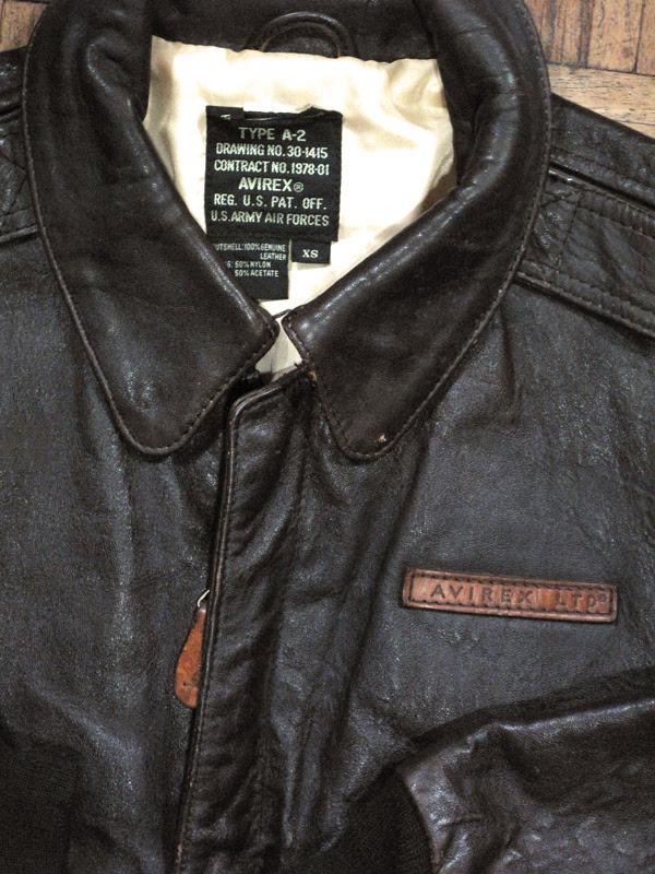 Flight jacket 02
