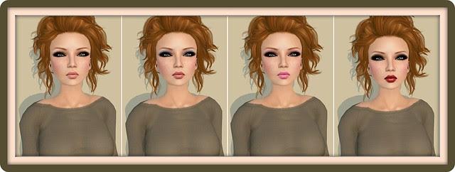 Beth Skin from Izzie's - Make ups 2