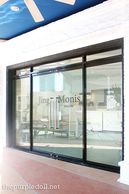 Jing Monis Salon at Bellevue Manila