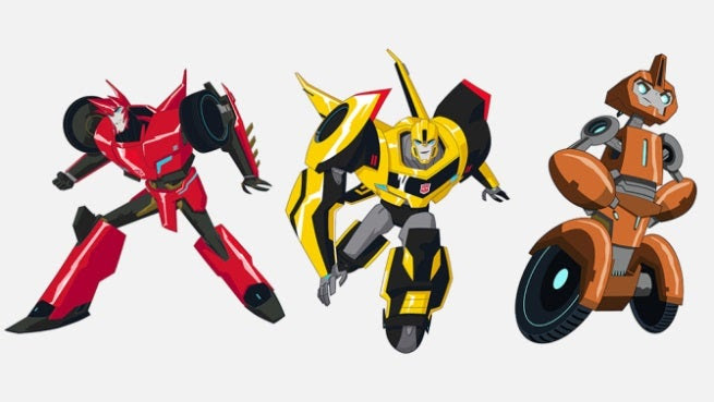 Transformers: Robots In Disguise To Debut Spring 2015
