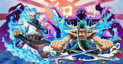 Wallpaper One Piece Di Negeri Wano