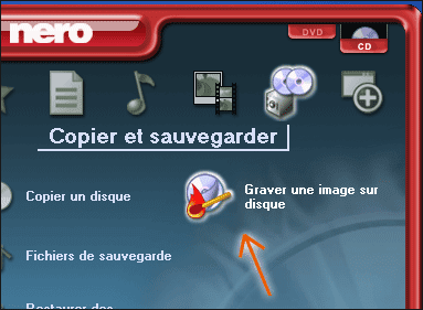 Informatique Tutoriel Nero Graver Un Fichier Iso Image