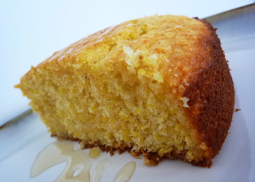 mmm sweet Cornbread!