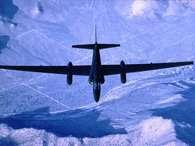 Área 51 foi usada para o desenvolvimento do avião espião U-2, afirma documento Foto: Getty Images