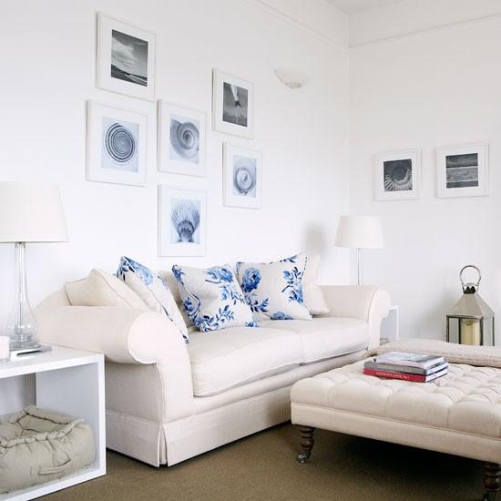 Coastal Style Interiors Uk - Kitchen Layout and Decorating Ideas