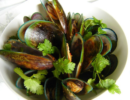 Chilli Lime Mussels 1