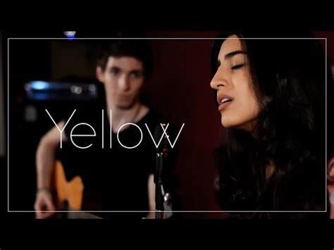 yellow coldplay luciana zogbi gianfranco casanova