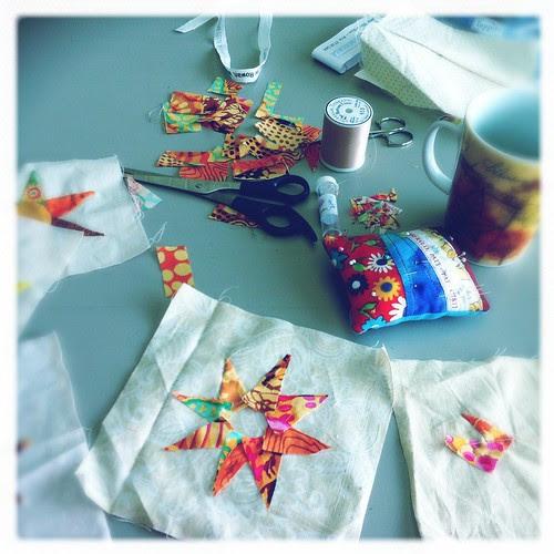 søndagssøm :: sunday's sewing