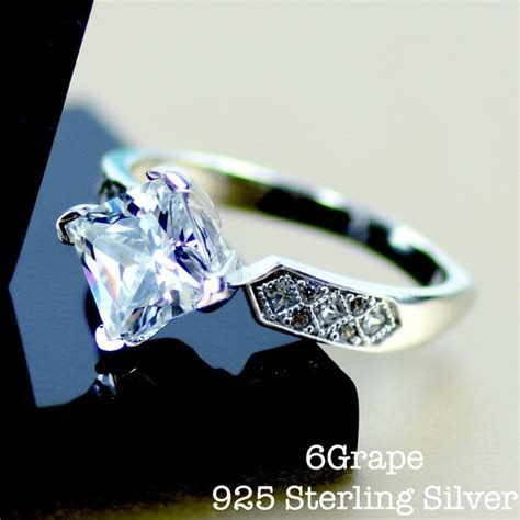 How Much Will A 2 Carat Princess Cut Engagement Ring Cost