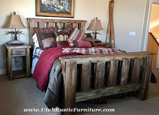 Log Furniture in Utah by Bradley\u002639;s Rustic Furniture  Cabin Furniture, Log Bunk Beds, Barnwood