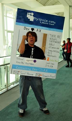 the myspace guy! by Joits.