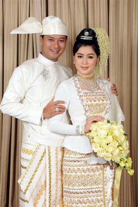 Myanmar wedding dress   Myanmar Wedding Dress   Wedding