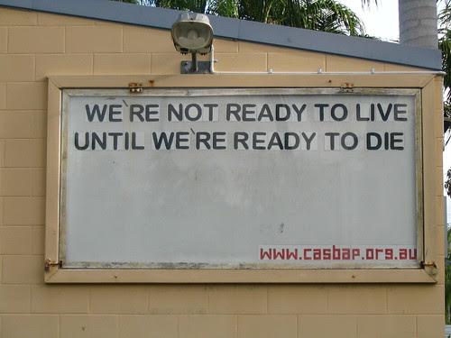 Church mesage