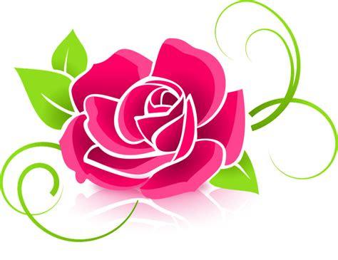 gambar bunga mawar vektor gambar
