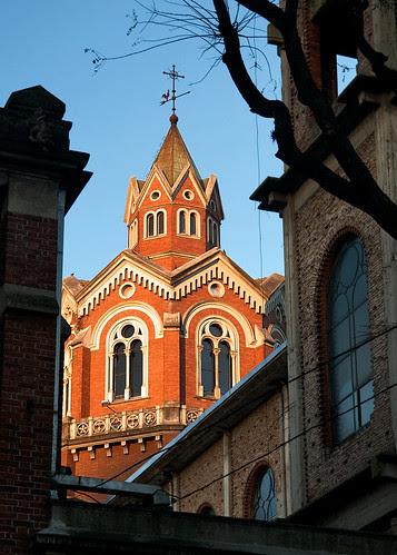 Church in Belgrano