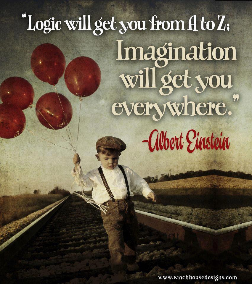 logic intuition einstein