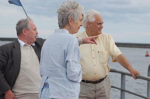 Port of Tyne tour Jul 10 2