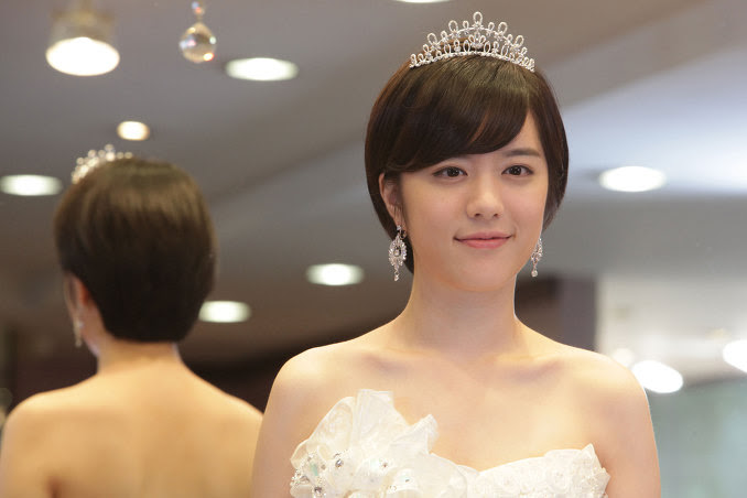 Wedding Dress Korean Movie Cast