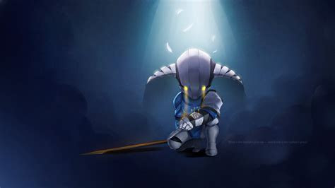 Full HD Wallpaper dota 2 sven child light, Desktop