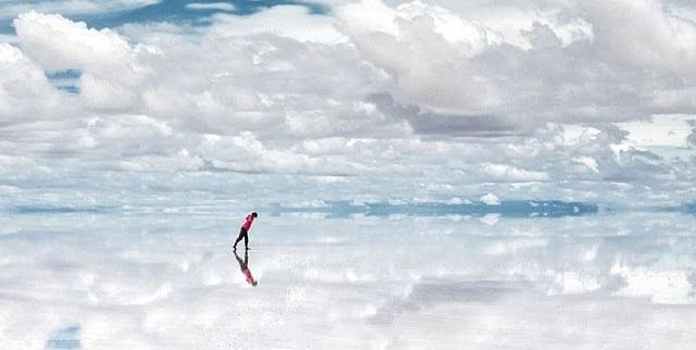 Resultado de imagem para deserto de sal da bolivia