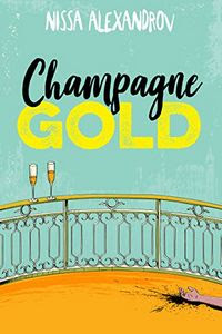 Champagne Gold by Nissa Alexandrov