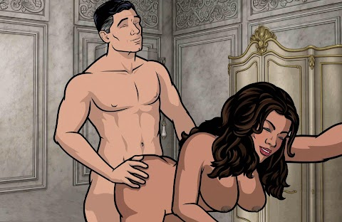 Pam From Archer Nude Pics (@Tumblr) | Top 12 Hottest