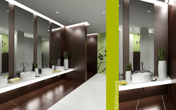 Decorating Ideas to Design a Bathroom