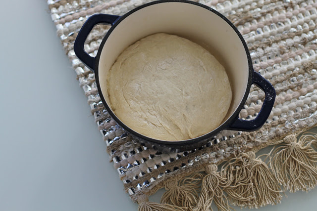 Easy No-Knead Dutch-Oven Crusty Bread Recipe